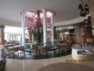 The Banyan Restaurant.