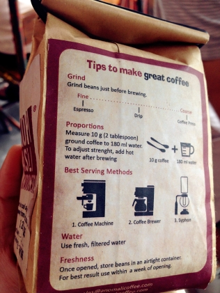 Tips to make great coffee.