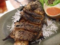 Ikan Bakar Dabu-dabu (IDR 208K).