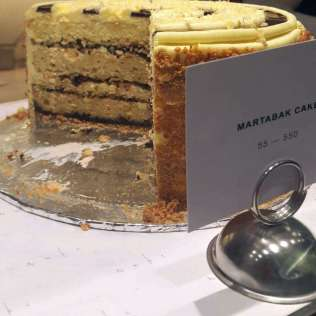 Martabak Cake (photo credits: Zomato)