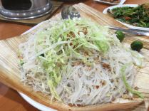 Famous AMK white beehoon - simple yet so good!