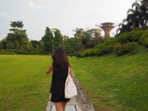 Fresh air + greenery = bliss.