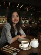 Cafe hopping, Jakarta.