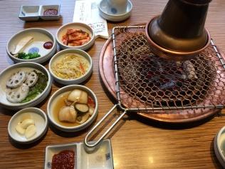 Korean BBQ at Wangbijib.